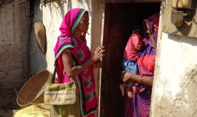 Meera's journey: From selling vegetables to contesting Panchayat election