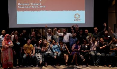 CARE's Asia Pacific Regional Supply Chain Workshop