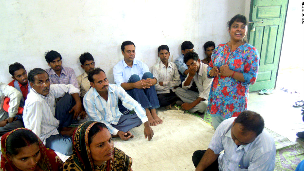Engaging Men And Boys For Gender Equality Care India