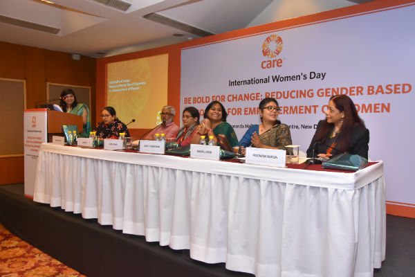 CARE India calls for bold action, paradigm shift on gender-based violence