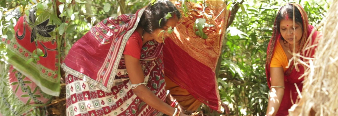 CARE India's Women's Resilience Program focuses on Building Resilient Livelihoods