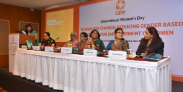 CARE India calls for bold action, paradigm shift on gender-based violence