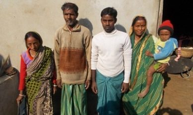 How food and sanitation saved Dayamoni's life