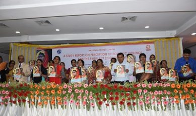 National Consulation: A study report on perception of domestic violence and the PWDV Act, 2005 in Bihar