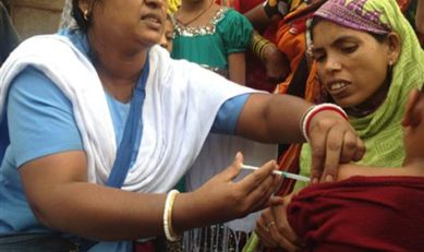 Immunization efforts gaining momentum in Bihar