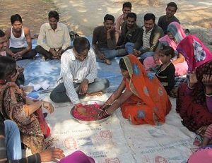 A common farmer initiates a paradigm shift in gender stereotypes