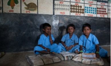 Will we ever be able to read? Barriers for tribal girls in India