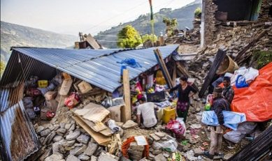 Nepal earthquake: The loss of much more than just a home