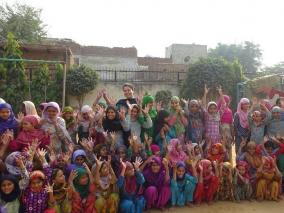 Becoming a part of the Udaan (Mewat) family