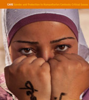 CARE  Gender and Protection in Humanitarian Contexts: Critical Issues Series #1