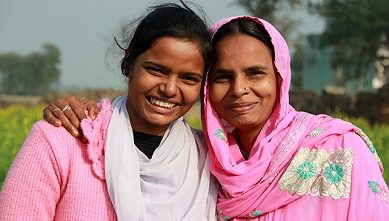 A Family Believes in Girls' Education