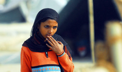 Women and girls in the face of disasters