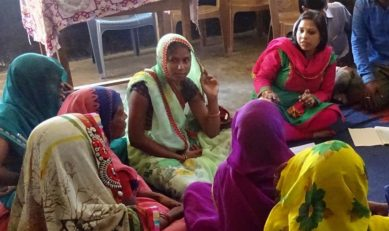 From veiled existence to a Panchayat representative