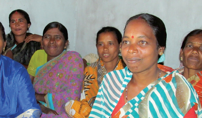 Women supported by Pathways India - CARE India