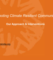 Promoting Climate Resilient Communities