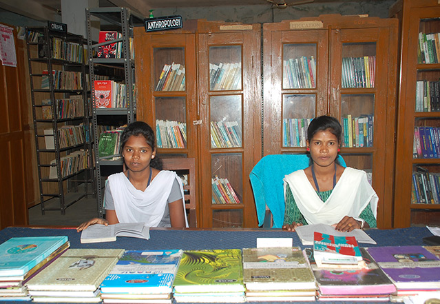 Radane & Mamita Supported by Pathways Projects for Girls Higher Education - CARE India