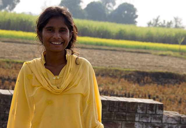 Shabnam Jahan Supported by KGBVs - CARE India's Interventions of Girls Education Program