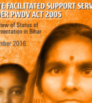 State Facilitated Support Services Under PWDV Act 2005