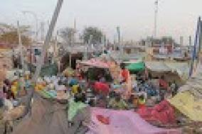 Displaced in South Sudan at the Breaking Point