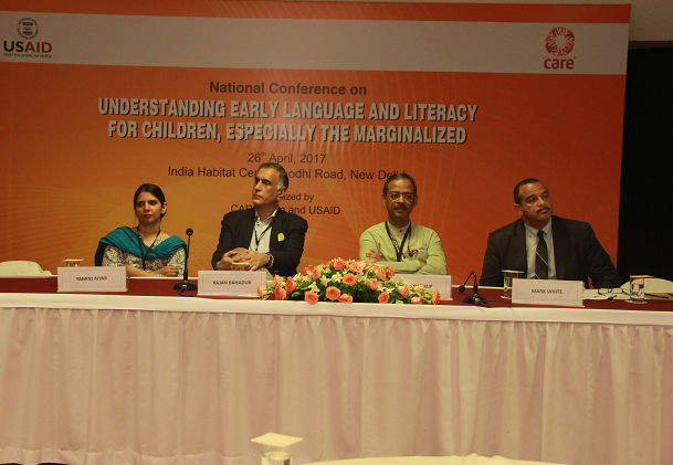 USAID and CARE India Organise National Reading Conference
