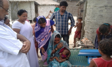 Saving Bihar's Babies Through Mission Taalash