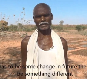 Climate change affecting livelihood
