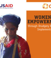 Women's Empowerment through Drudgery Reducing Implements