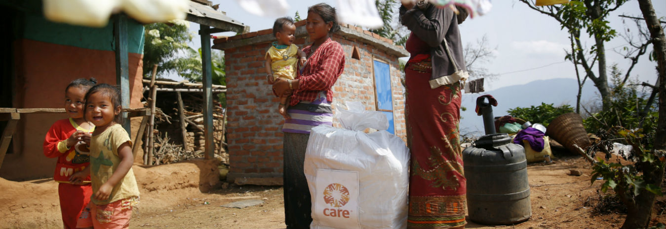 CARE INDIA CASE STUDY & STRATEGY FOR DISASTER PREPAREDNESS
