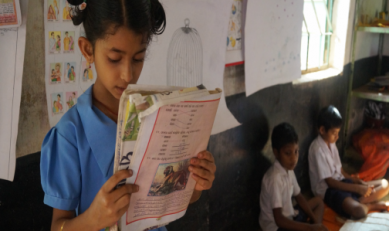 Challenges for children from marginalised Indian communities
