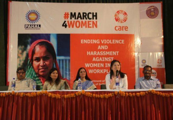 #March4Women
