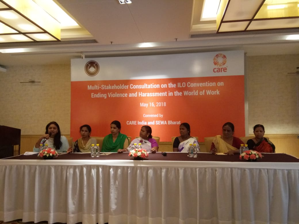 A MULTI-STAKEHOLDER CONSULTATION ON ILO CONVENTION ON ENDING VIOLENCE AND HARASSMENT IN THE WORLD OF WORK