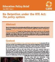 No Detention Policy (NDP)