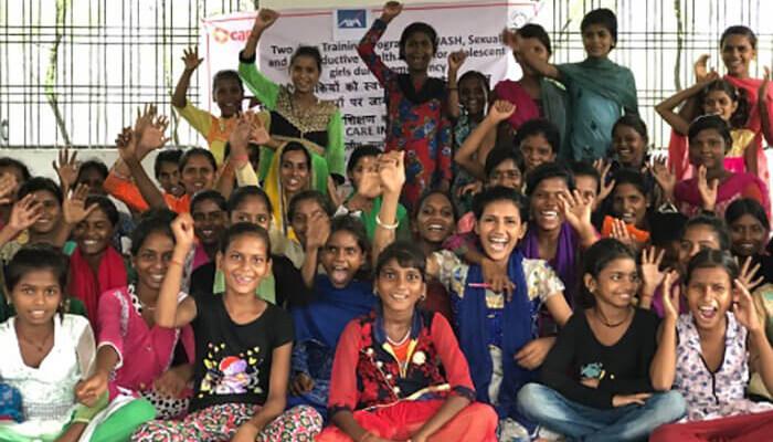 SRHR Training for Adolescent Girls