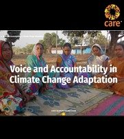 Voice and Accountability in Climate Change Adaptation