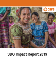 SDG Impact Report 2019