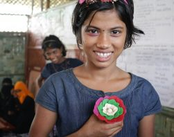 From Refugee to Pharmacist, this 12-Year-Old is Building a Better Future for Herself