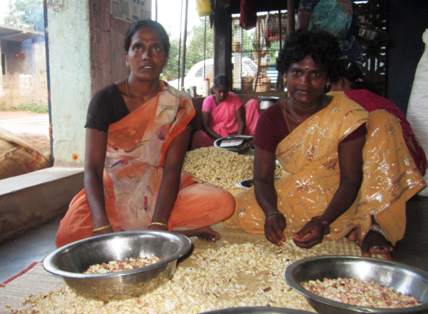 Working Women Under Building Resilient communities