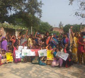 #16DaysOfActivism - Saksham
