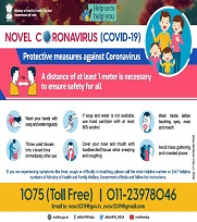 COVID-19 MOHFW Protective Measures Eng