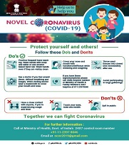 COVID-19 MOHFW Dos and Donts