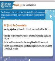 COVID-19 Emerging Respiratory Diseases nCoV C1