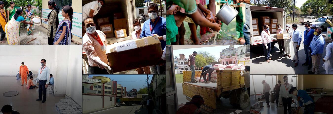 COVID-19 Disease - CARE India