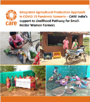 Integrated Agricultural Production Approach during COVID- 19