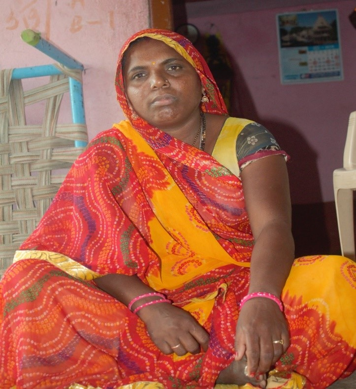 Change is possible! Now women talk comfortably about their menstrual needs.