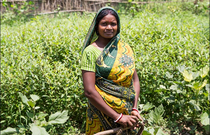 Sustaining livelihoods with climate-smart organic cottom farming