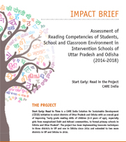 Start Early Project – Impact Brief